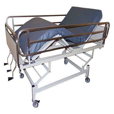 Cama Hospitalar 03 Movimentos Manual