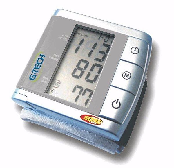 Aparelho de Pressão Digital Pulso Master BP3BK1- G-TECH