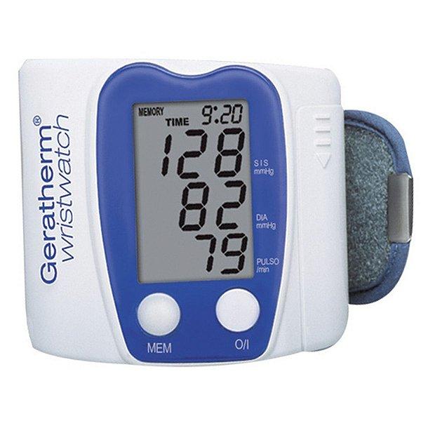 Medidor de Pressão de Pulso Wristwatch - Geratherm