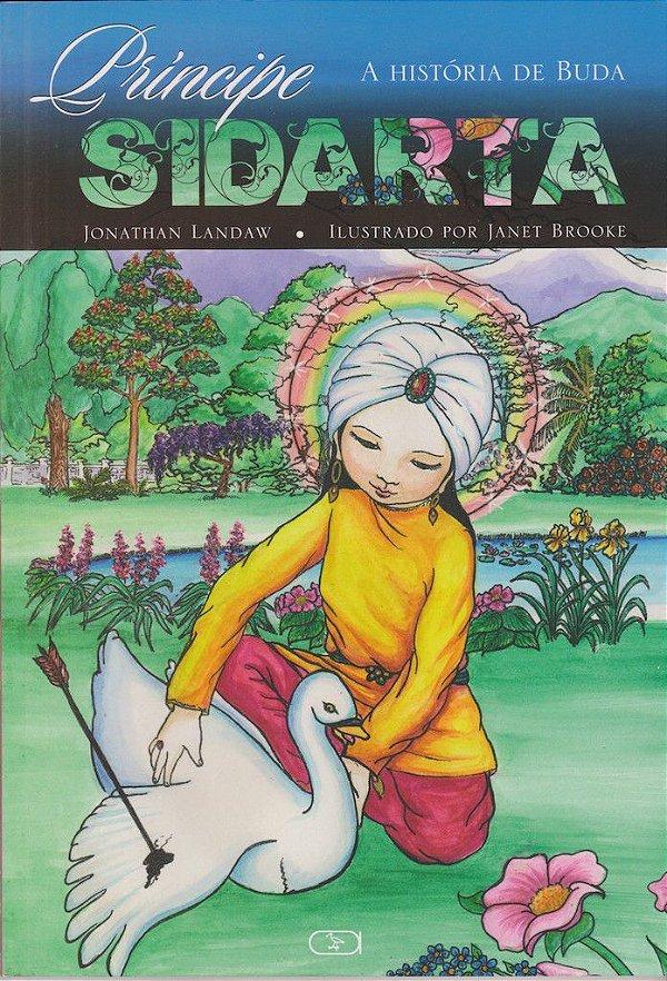 08 - Príncipe Sidarta - Doe para crianças e jovens