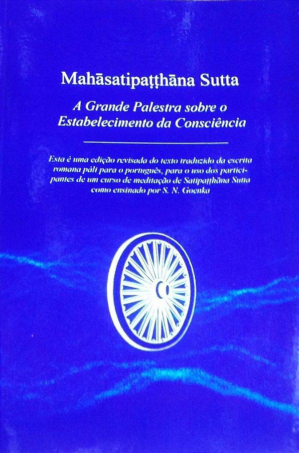 Mahasatipatthana Sutta