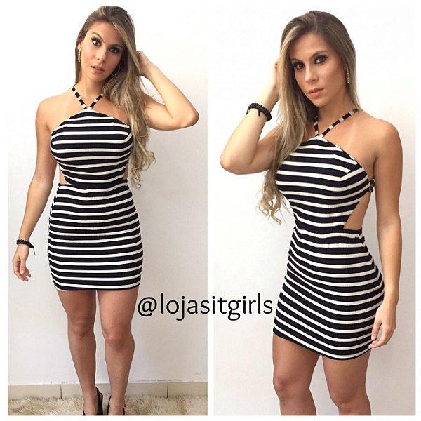 Vestido Ayla - Canelado