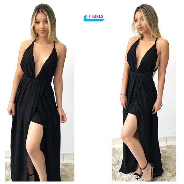 Vestido longo - Sophia