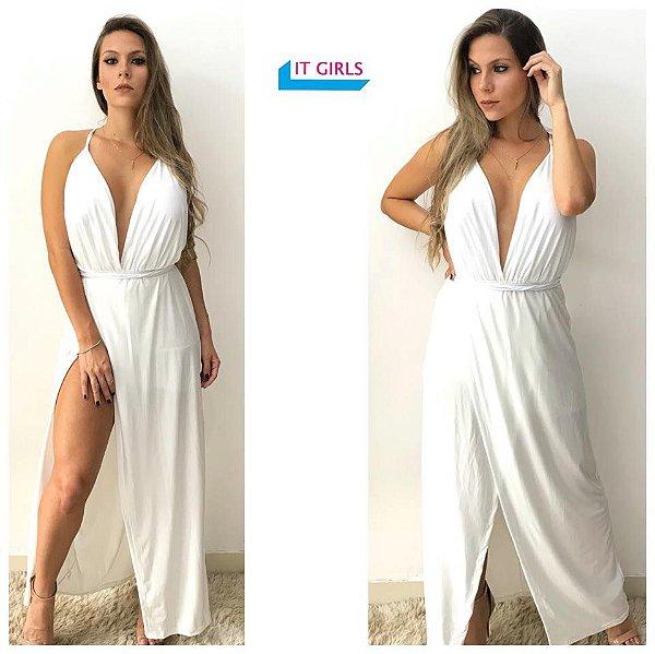 Vestido longo - Atenas