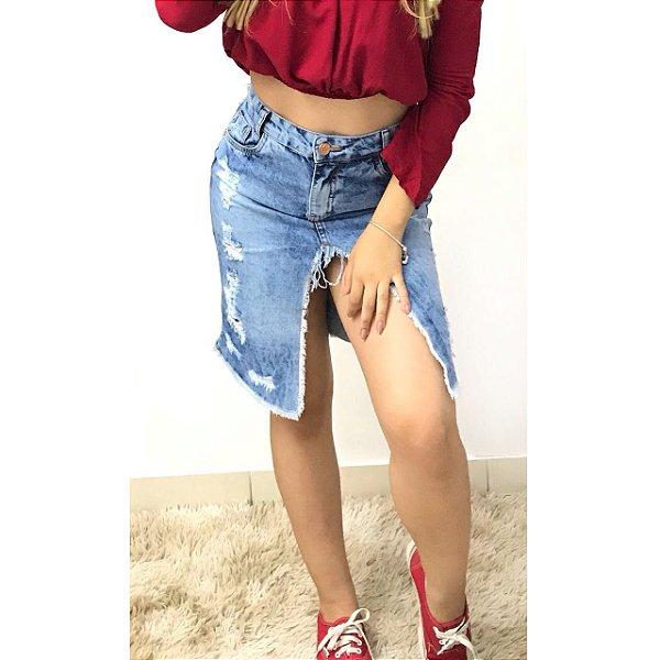 Saia Jeans - Carmen