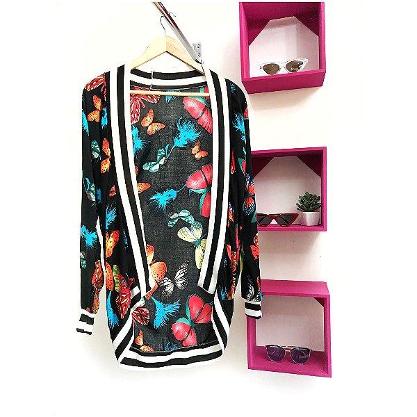 Kimono estampando - Buterfly