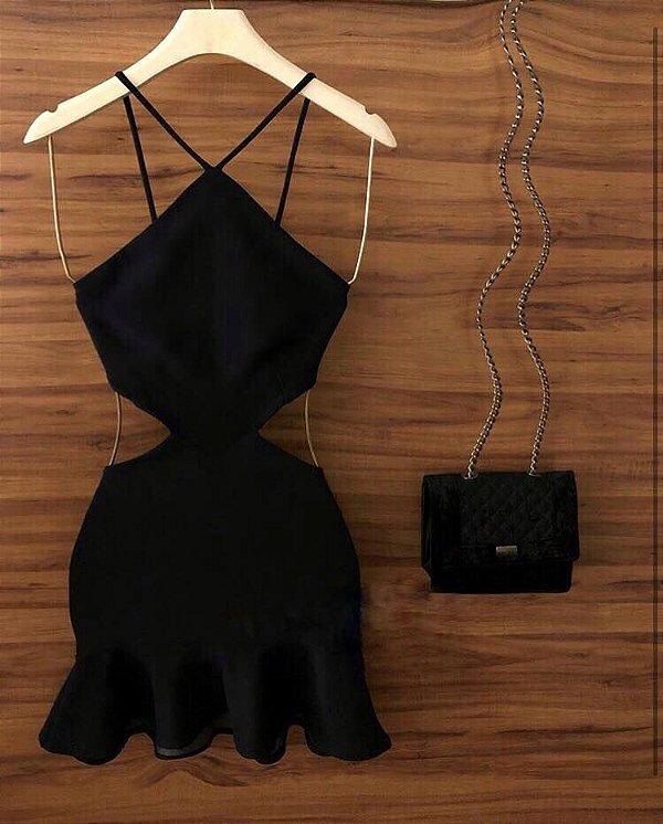 Vestido preto - Maya