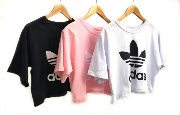 Cropped Adidas