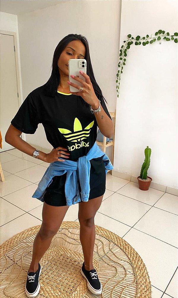 Vestido Adidas - Neon