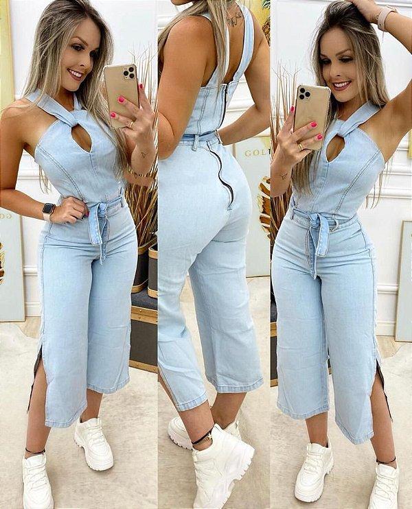 Macacão Jeans - Spencer