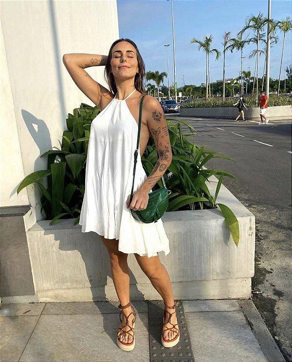 Vestido Arial Branco