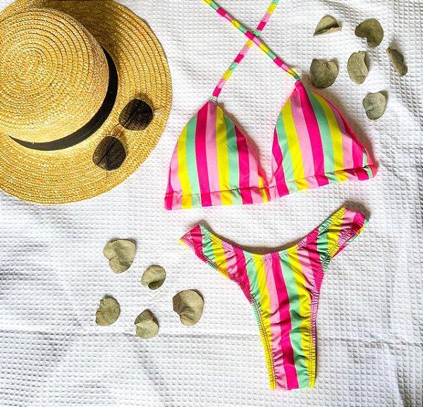 Biquíni Candy colors - Asa delta