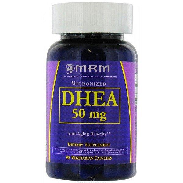 DHEA 50mg (90 cápsulas)