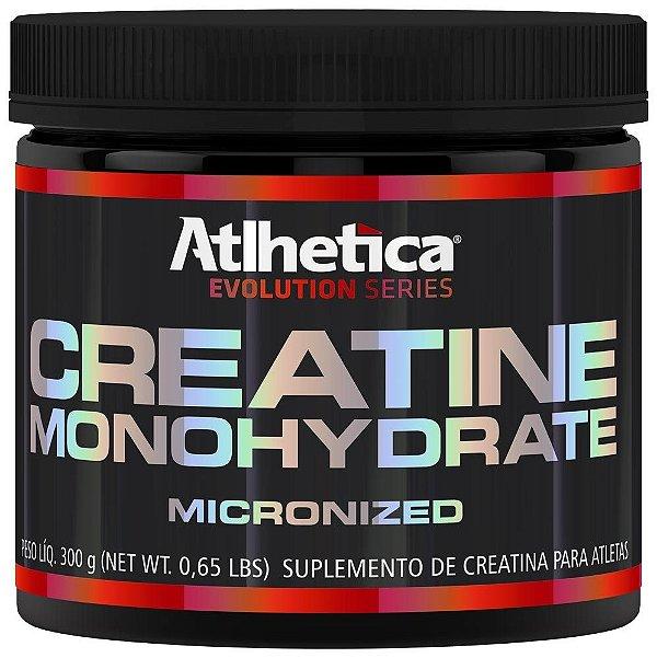 Creatina Monohydrate 300g Atlhetica Nutrition