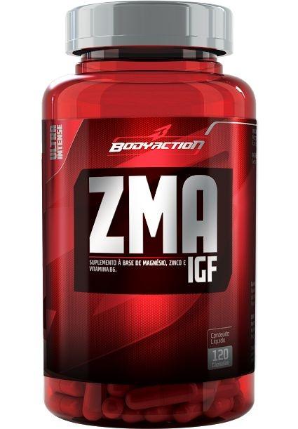 ZMA IGF 120 Cápsulas