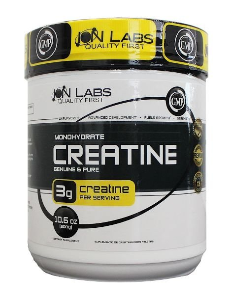 Creatina Monohydrate Ion Labs 300g