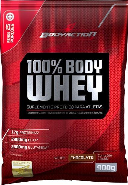 100% Body Whey 900g