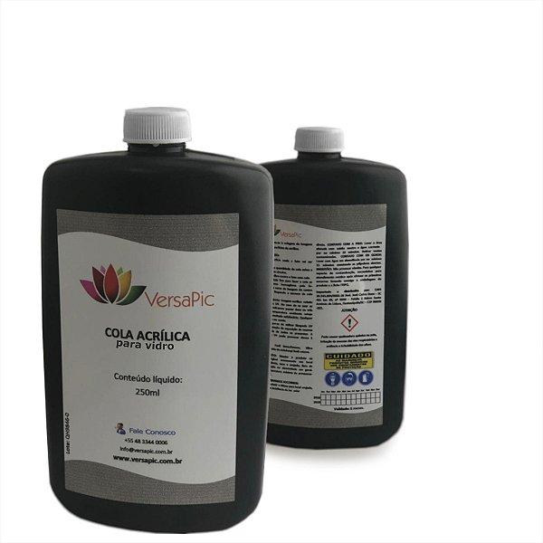 Cola Acrílica VersaPic p/ Vidro 250ml
