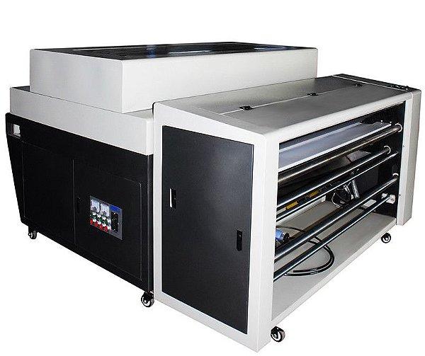 Envernizadora UV Total de Grandes Formatos UV1350-70L-01