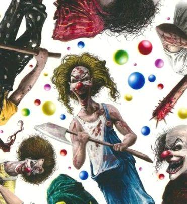 Película - Evil Clown - EC666