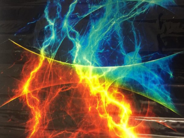 Película - Raios Colors - AT789