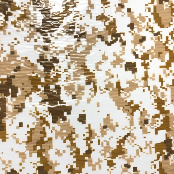 Película - Camuflado Deserto Digital - CA058