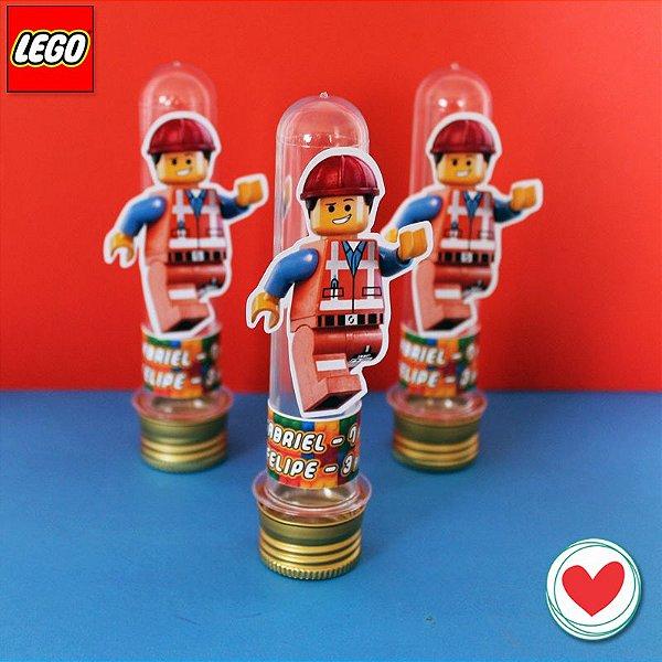 Tubete Lego - 10 unidades