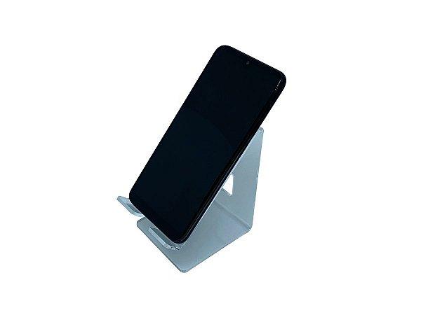 Expositor de celular médio transparente