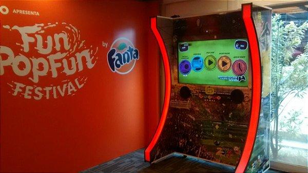 Evento Fanta - Arena Kinect