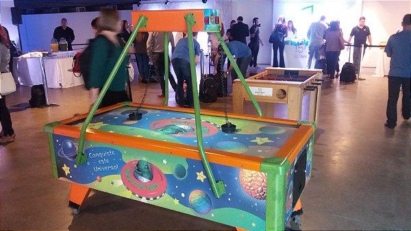 Evento Nestlé - Mesa de Air Game