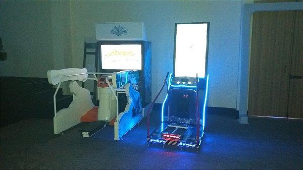 Evento Hospital Santa Cruz - Simulador Snowboard