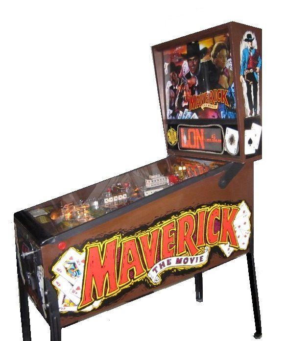 Pinball Maverick