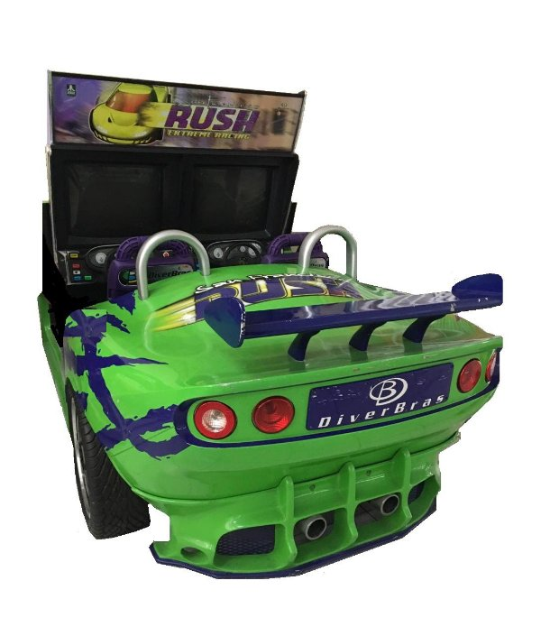 Carro Esportivo Rush