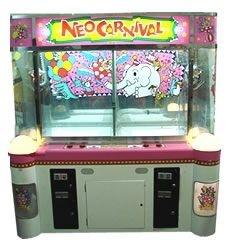 Grua Dupla - Neo Carnival