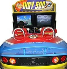 Carro Esportivo Indy 500