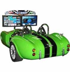 Carro Esportivo Cobra - Verde
