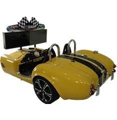 Carro Esportivo Cobra - Amarelo
