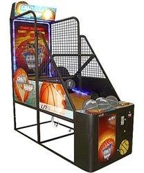 Simulador de Basquete -Crazy Hoop