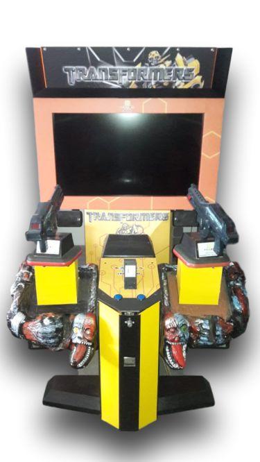 Simulador de Tiro - Transformers