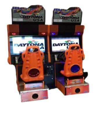 Simulador de Corrida - Daytona Dupla