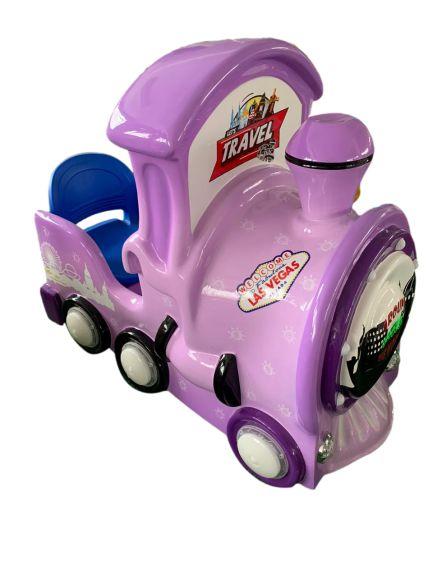 Kiddie Rider Trem da Alegria