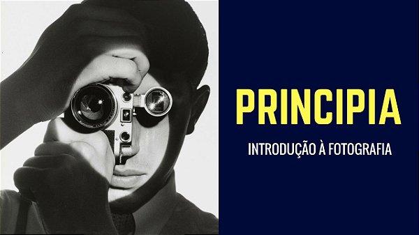 Principia   INTRODUÇÃO À FOTOGRAFIA DIGITAL