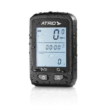 GPS Velocímetro Para Ciclismo Atrio Ciclocomputador