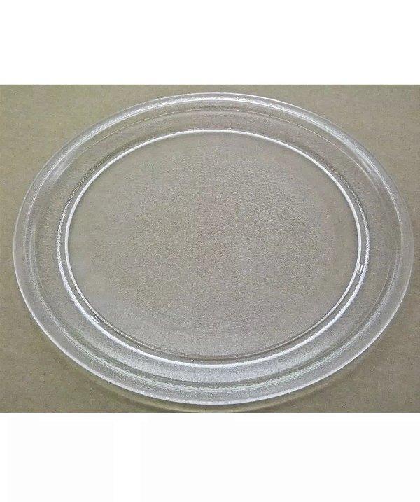 Prato Para Microondas 24 cm Liso