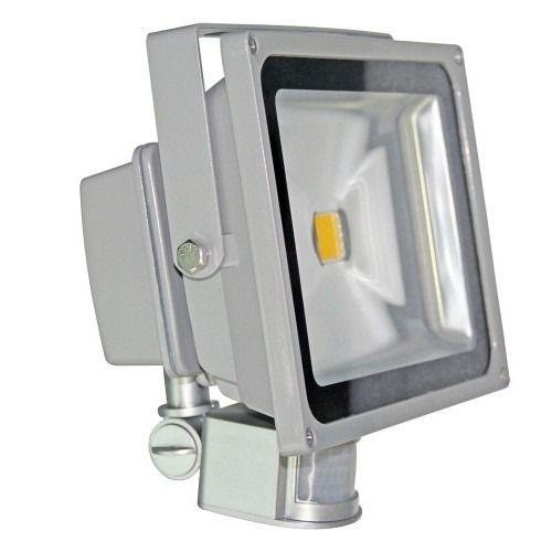 Refletor Holofote Led 50w Bivolt Sensor Presença Movimento