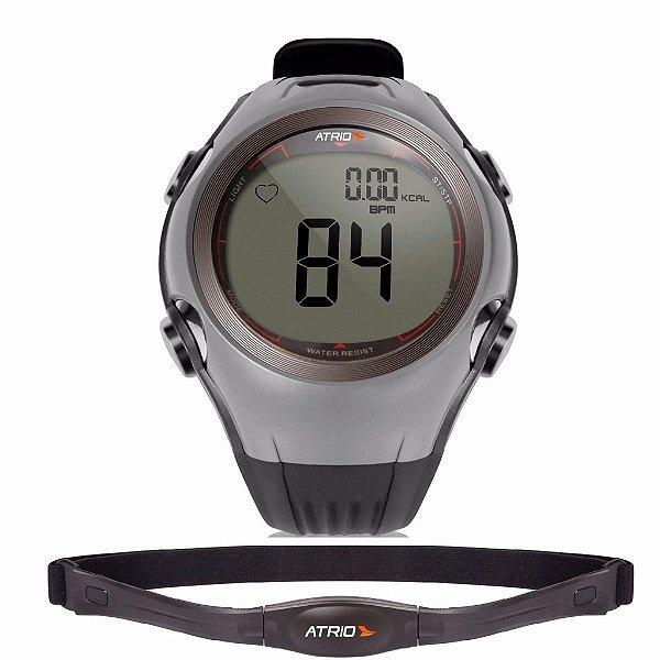 Relógio Monitor Cardíaco Multilaser + Cinta Transmissora
