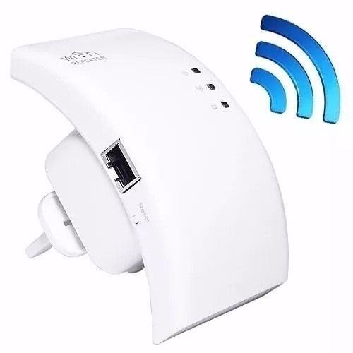Repetidor Prolongador Expansor Sinal Wifi Wireless 300mbps