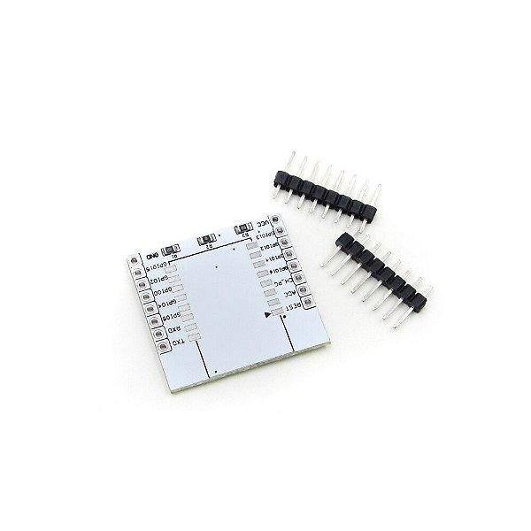 Adaptador para WiFi ESP8266 ESP-07 / ESP-08 / ESP-12E