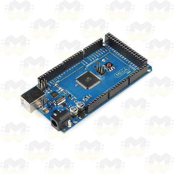 Arduino MEGA 2560 R3 com Cabo USB A/B