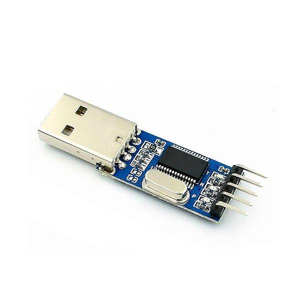 Adaptador Conversor USB Serial TTL PL2303